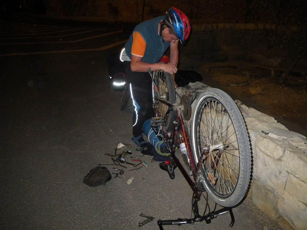 Как ремонтировать велосипед заднего колеса видео